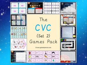 CVC Games Pack (Set 2)