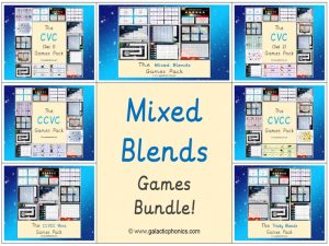 Mixed Blends Games Bundle