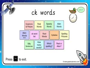 ck phonics powerpoint