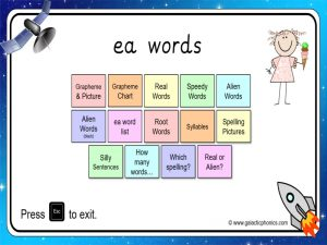 ea phonics powerpoint