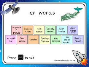 er phonics powerpoint