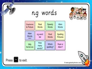 ng phonics powerpoint