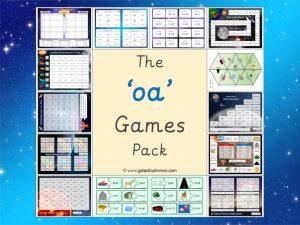 oa phonics games pack