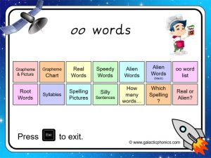 oo (book) phonics powerpoint