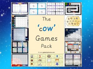 ow phonics games pack
