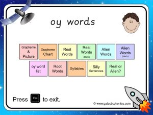 oy phonics powerpoint