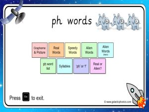 ph phonics powerpoint