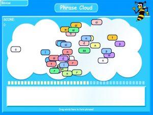 ai phrase cloud