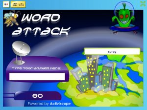 ay word attack