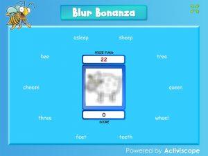 ee blur bonanza