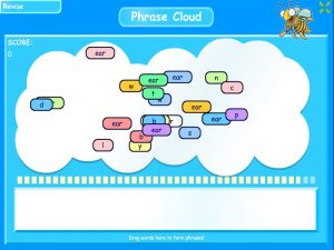 ear word cloud