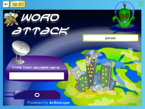 er word attack