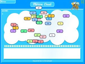 er word cloud