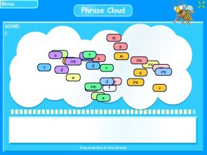 ire word cloud