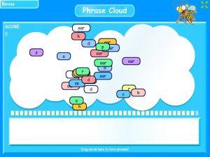 oar word cloud