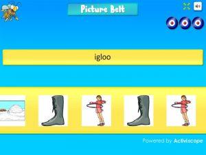 oo picture belt