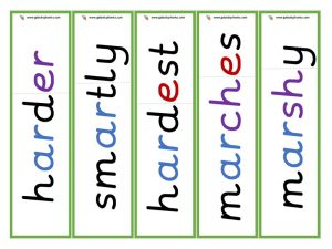 ar root word cards (other)