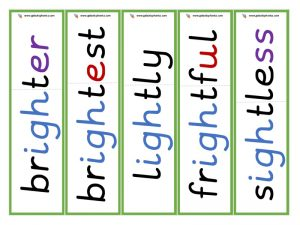 igh root word cards (other)