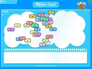 short oo word cloud