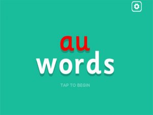 au interactive anagrams game
