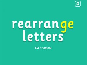 er interactive anagrams game