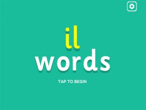 il interactive anagrams game