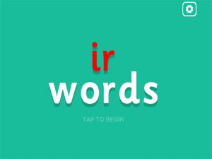 ir interactive anagrams game