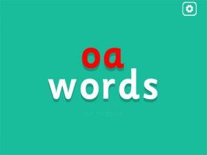 oa interactive anagrams game