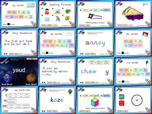 The Phase 5 New Phoneme PowerPoint Bundle