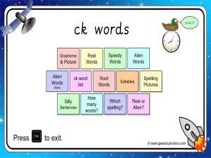 ck phonics powerpoint