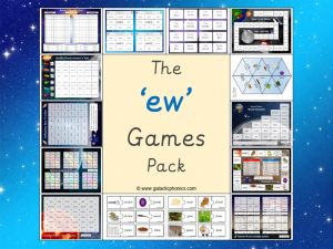 ew phonics games pack