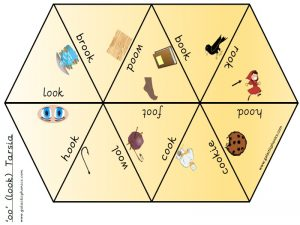 phonics tarsia