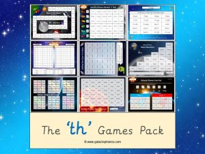 th phonics games pack
