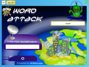 ar word attack