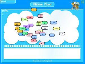 aw word cloud