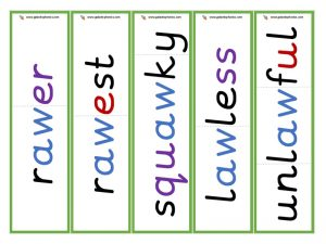 aw root word cards (other)
