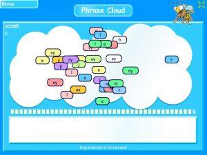 oy word cloud