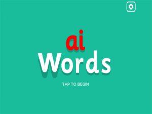 ai anagrams game