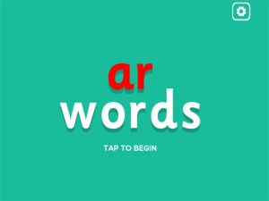 ar interactive anagrams game