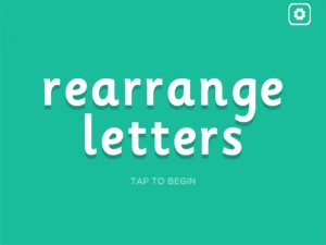 ey interactive anagrams game