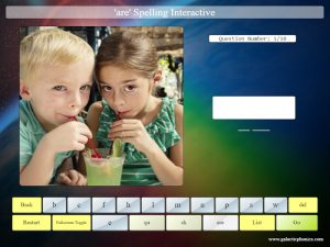 interactive are phonics spelling game